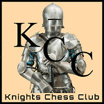 Knights Chess Club Logo